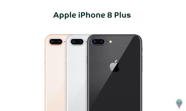 مواصفات وسعر ايفون 8 بلس