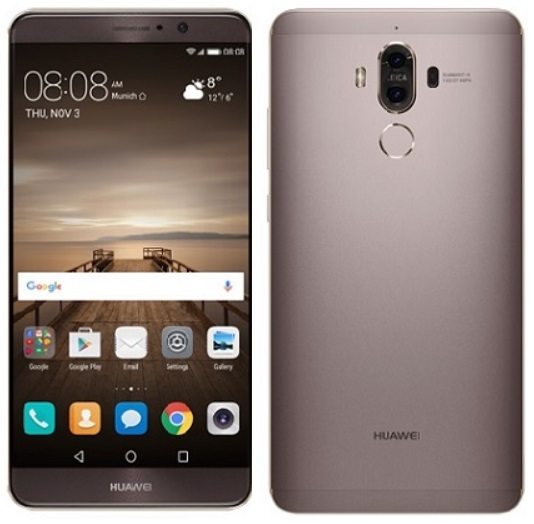 New Huawei Mate 9 with Dual-Rear Camera Setup Arrives in PH for Php31,990