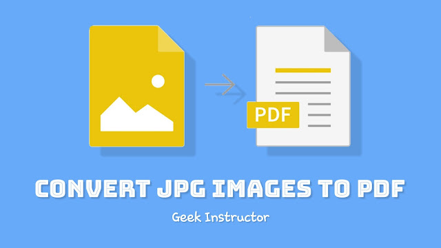 Convert images in PDF file on Android