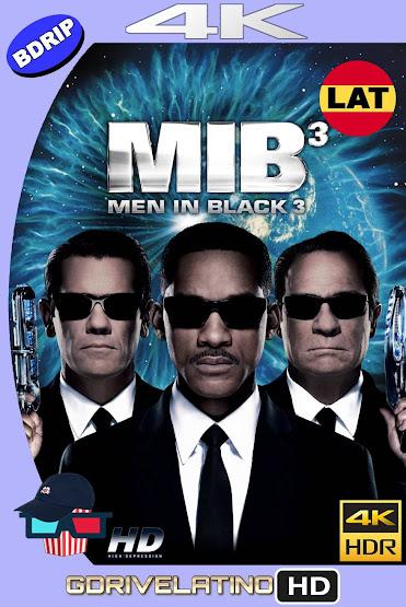 Hombres de Negro 3 (2012) BDRip 4K HDR Latino-Ingles MKV