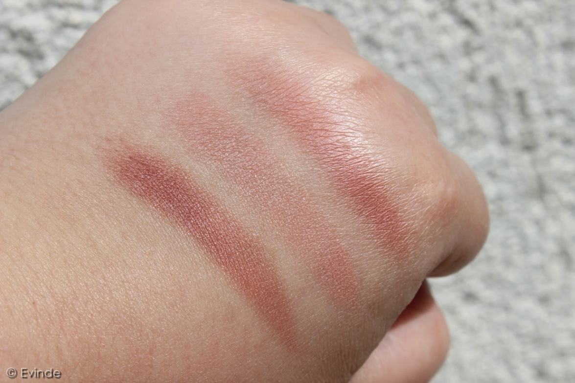 essence lights of orient blush swatches