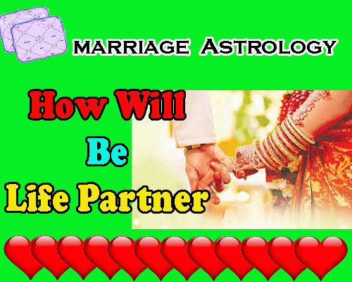 Impact of 9 Planets On Life Partner as per vedic astrology