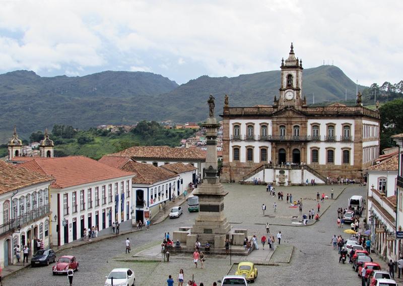 De BH a Ouro Preto e Mariana
