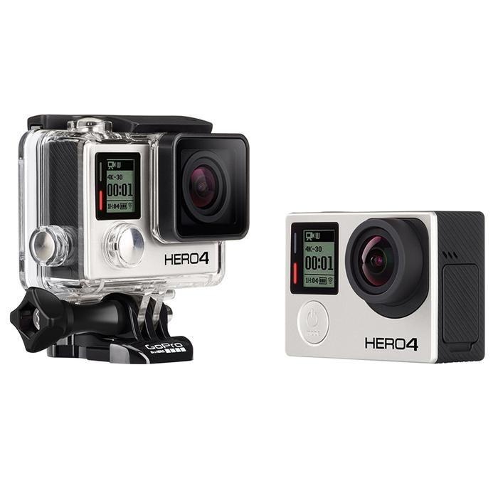 Harga dan Spesifikasi Kamera GoPro Hero 4 Black Edition