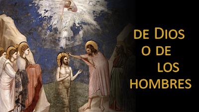 Evangelio según san Marcos (11, 27-33): ¿De Dios o de los hombres?