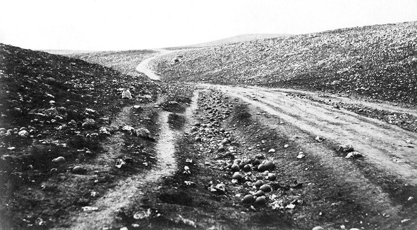 «Долина смертної тіні»