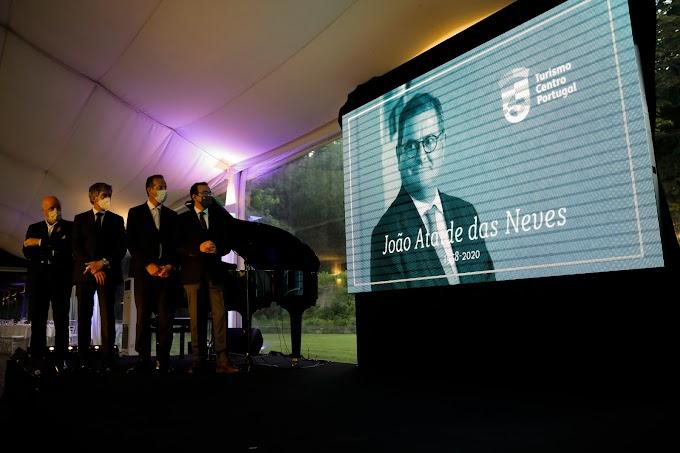 Turismo Centro de Portugal homenageou personalidades em cerimónia emotiva