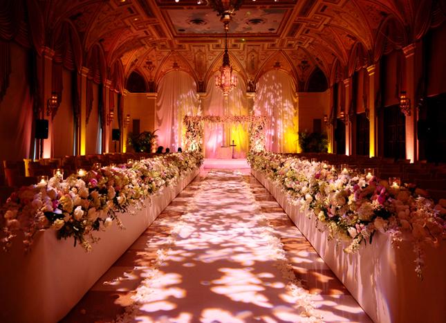 Mind-Blowing Wedding Ceremony Decor