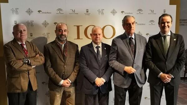 La Agrupación de Cofradías de Málaga detalla los actos por su Centenario