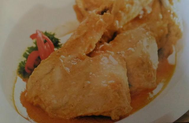 Resep Ayam Tumis Kari lezat dan mudah