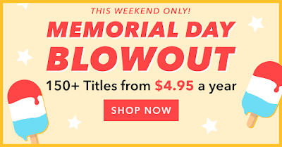 Magazine Subscriptions Archives - Save at Home Mommy- Extreme