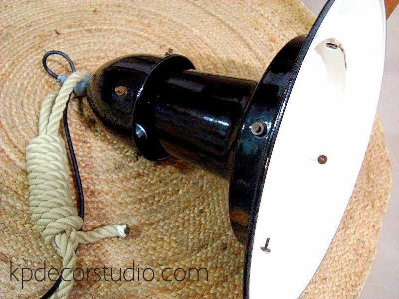 fotos de lamparas industriales egsa antiguas. comprar lamparas techo esmaltada vintage