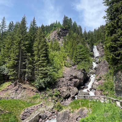 Cascate del Pissandolo - Passo Monte Croce di Comelico