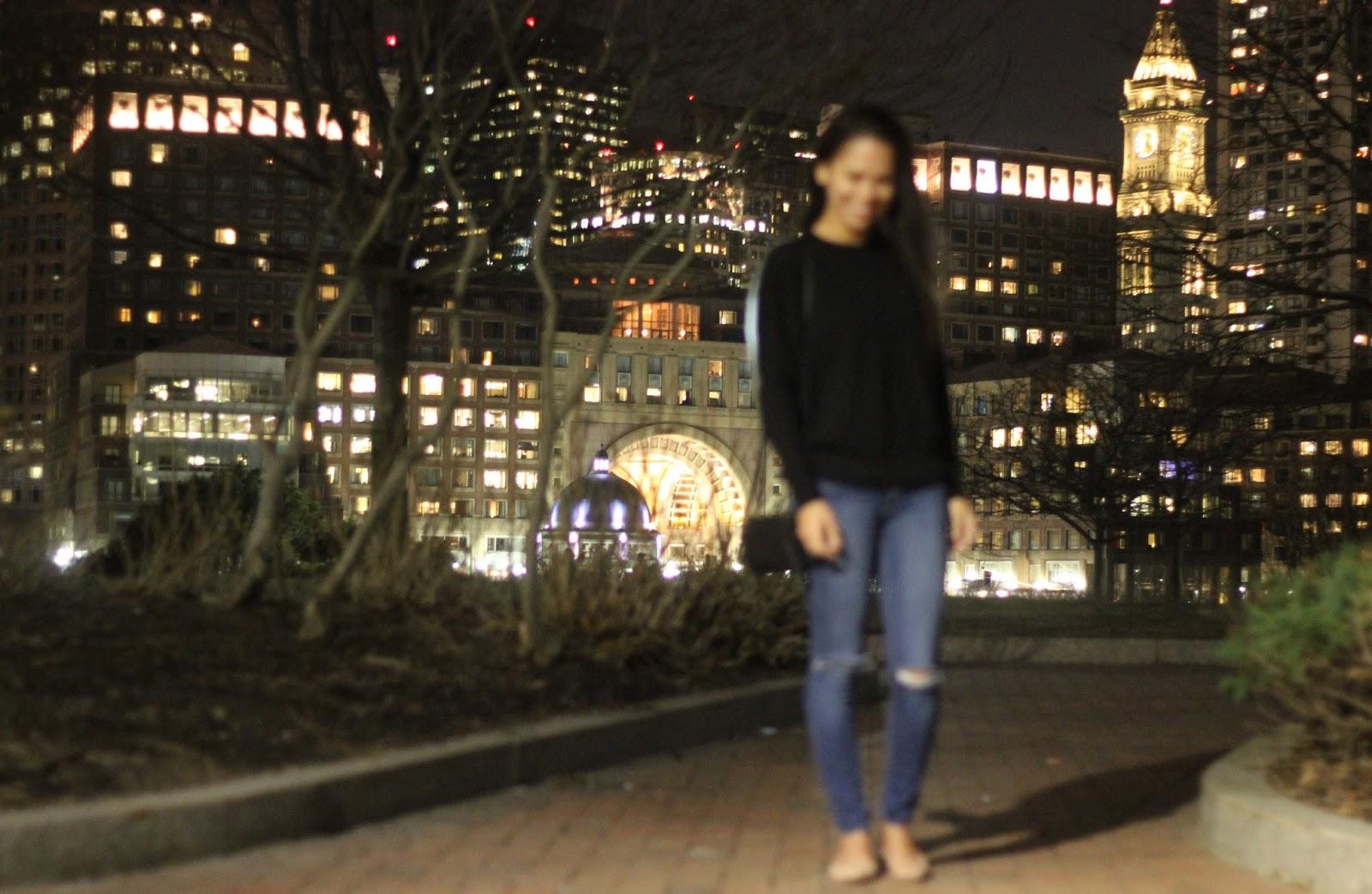 Boston casual encounter