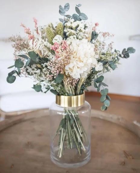 site de fleurs séchées, les petites bulles de ma vie