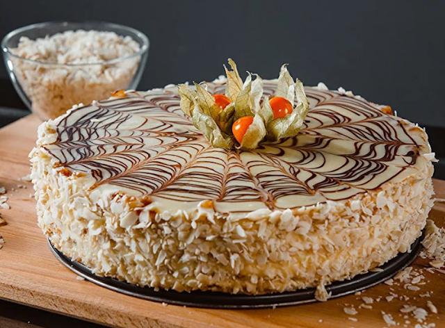 торт домашний рецепт