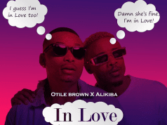 AUDIO | Alikiba x Otile Brown – In Love | Download NEW MP3