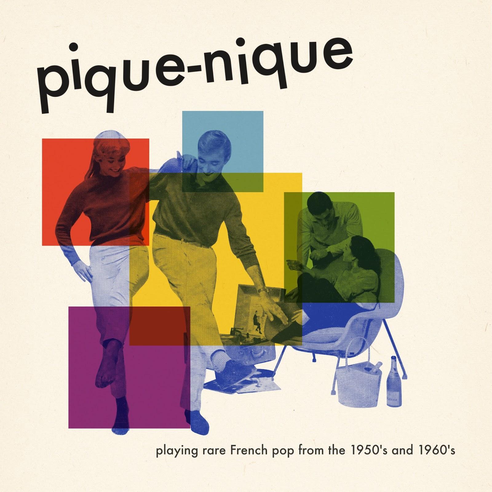 Pique-Nique - The 60's French Pop Podcast