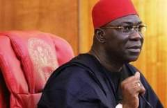 Read It: Ekweremadu Has Revealed How The Politicians Planning To Destroy The Country  Flooding Nigeria With Arms