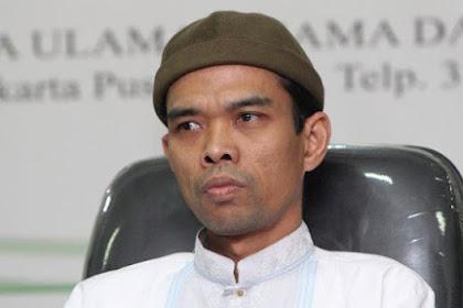Ustadz Abdul Somad Bakal Diperiksa Polda Bali, Ada Apa Ya?