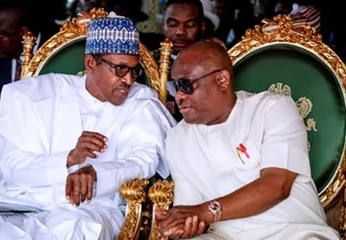 If Buhari does not listen to the people now that he his given the opportunitie, he will be putting Nigeria on fire - Governor Wike (video)