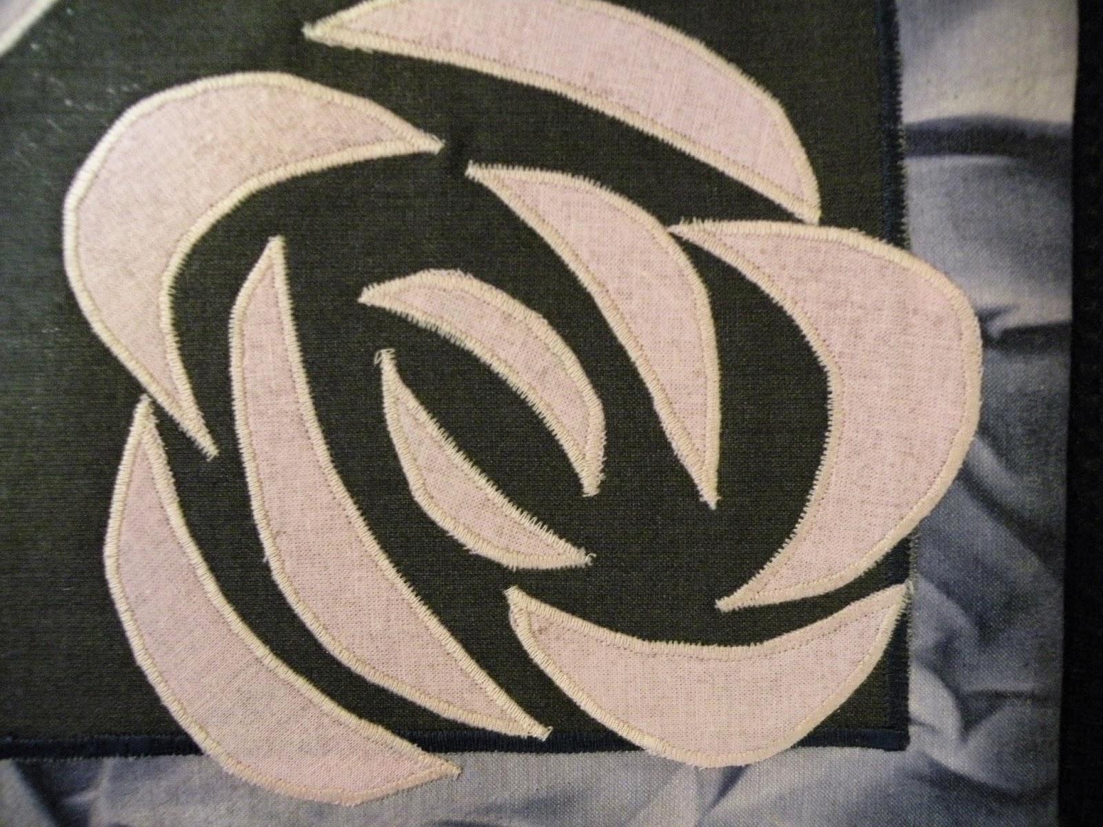 aplikoitu ruusu