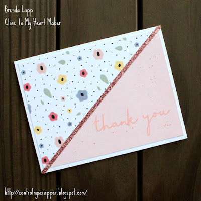 Every Thank You and Happiness Lives Here card 2