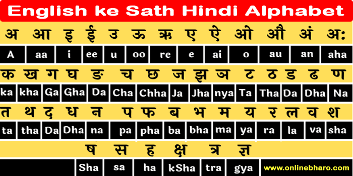 hindi-alphabet