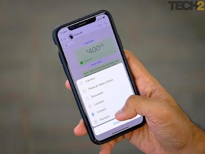 خدمة إرسال أموال لشخص ما على واتساب بسهولة كإرسال رسالة