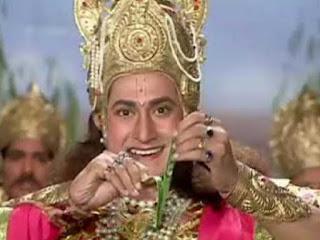 Vijayadashmi Sankalp adhyatmata se avagun tyag.