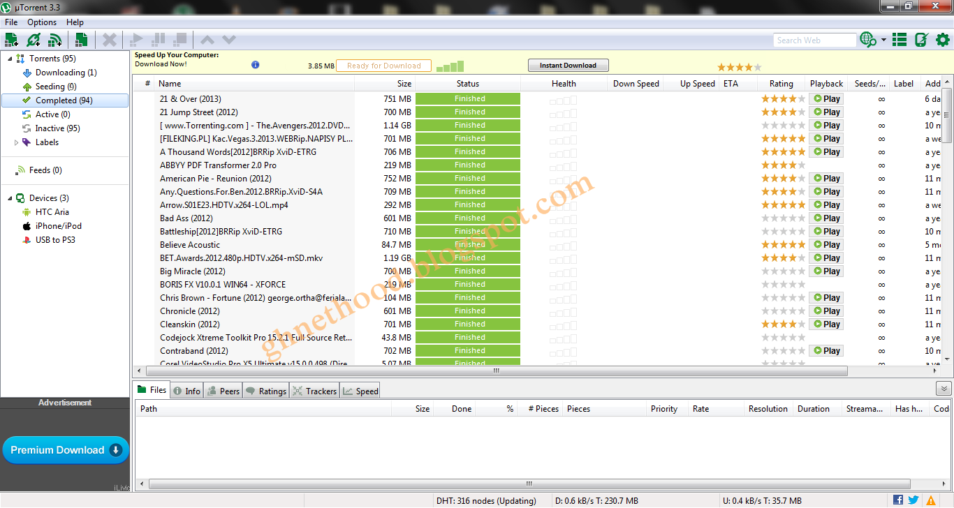 Free Download Torrent: How To Download Free Quality Torrents (No Virus)