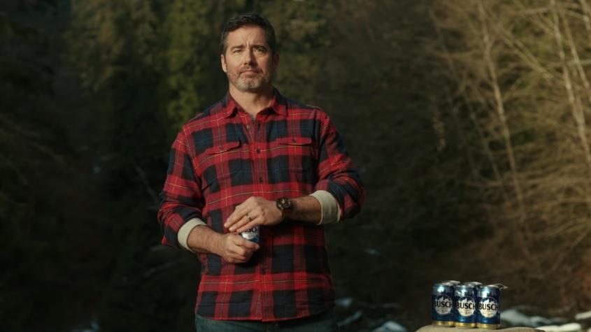 Anheuser Busch Meet The Busch Beer Guy In Buschhhhhhhhhh