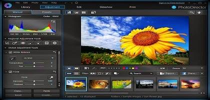 تحميل برنامج تعديل الصور Download PhotoDirector 6