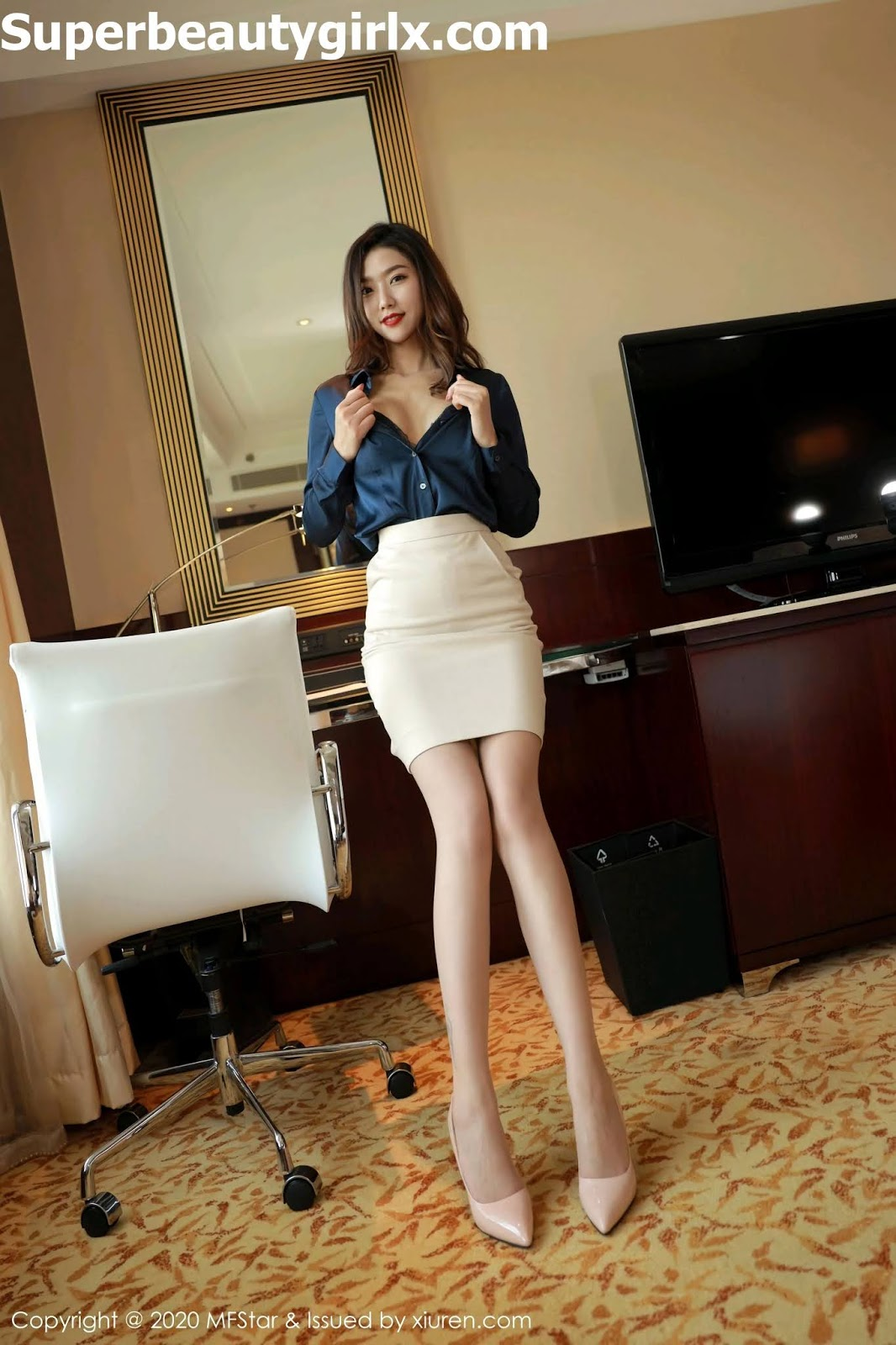 MFStar-Vol.381-Fang-Zi-Xuan-Superbeautygirlx.com