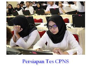 Persiapan Mendaftar Tes CPNS 2019