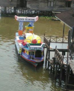 Kecamatan Banjarmasin Utara meraih juara harapan 3 dalam lomba Tanglong pada Hari jadi kemilau budaya Kota Banjarmasin ke- 493
