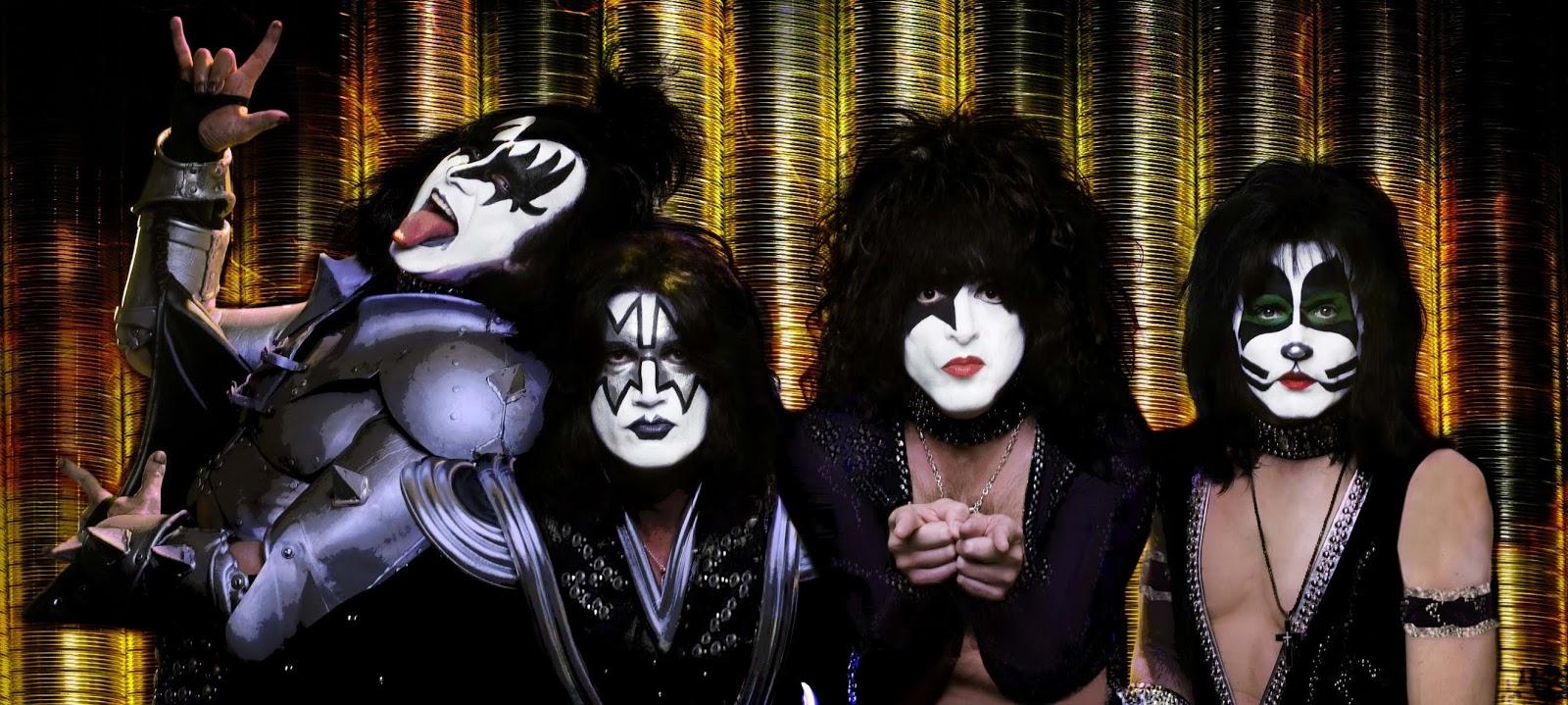 Kiss: show em Curitiba é reagendado para 2021