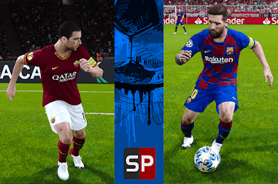 PES 2020 Sider CL/EL Kitserver for Smoke Patch 20