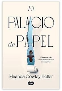 «El Palacio de Papel» de Miranda Cowley Heller