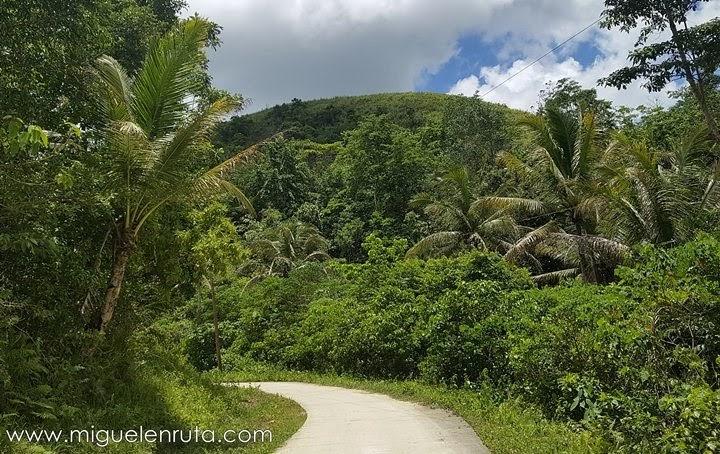 Ruta-moto-Chocolate-Hills