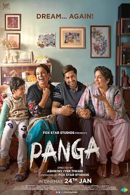 Panga (2020) full movie download