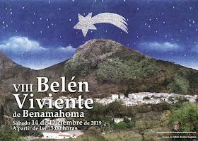 Benamahoma - Belén Viviente 2019