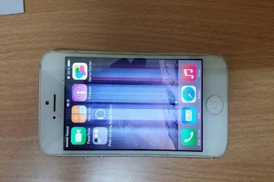 Địa chỉ thay màn hình iphone 5s chính hãng tại Hà Nội
