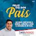 Homenagem ao Dia dos Pais do prefeito de Ponto Novo, Tiago Venâncio