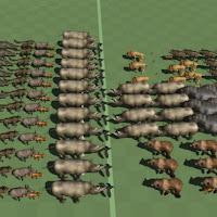 Animal Epic Battle Simulator Mod Apk