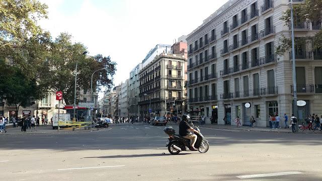 Katalonia protesty