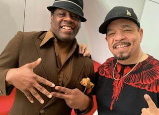 Schoolly D & Ice-T To Deliver A Track Together 'The Real Hardcore'