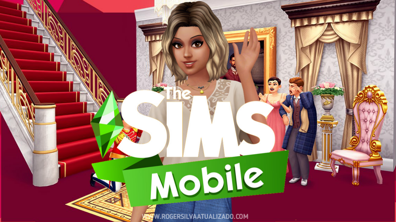 The Sims mobile 26.0.0.112050 Mod Apk dinheiro infinito