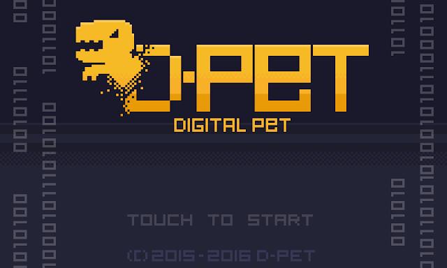 D-pet  Android Game Untuk Para Penggemar Digimon
