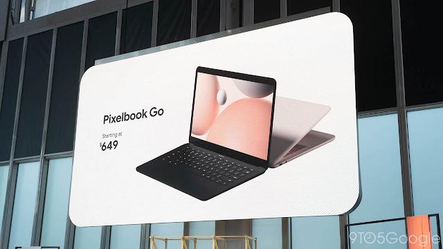 Pixelbook Go คืออะไร